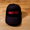Baseball cap with call sign