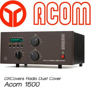 Acom 1500 Prism Embroidery Radio Dust Covers shop logo