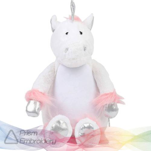 Prism embroidery Unicorn soft toy for embroidery