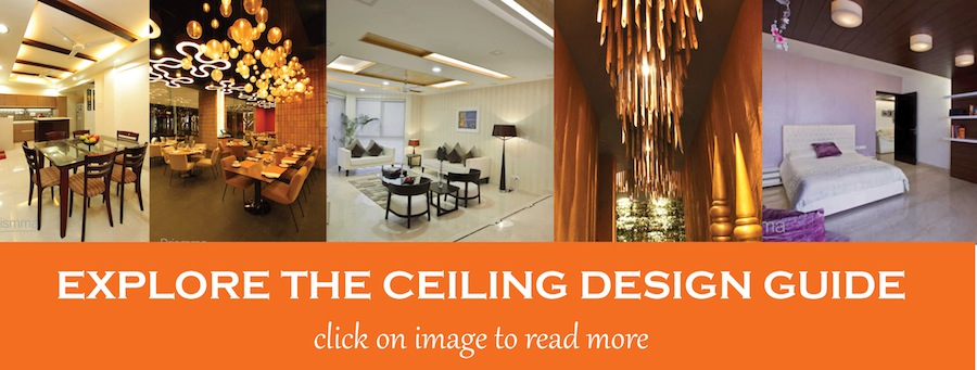 False Ceiling Design Everything You Wanted To Know