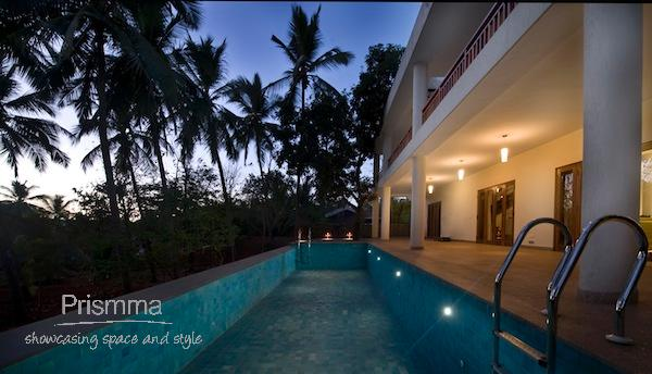 swimming pool design South Goa E4