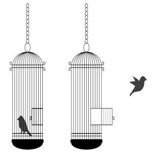 open prison Metaphor