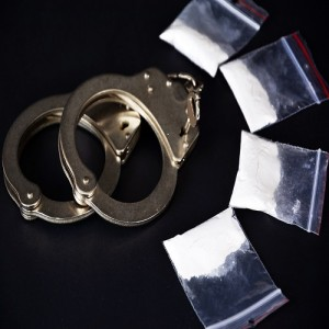 Cuffs and drugs