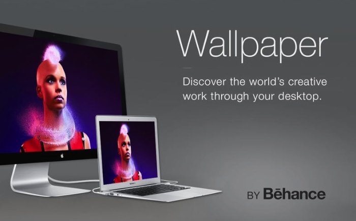Your Wallpaper by Behance
