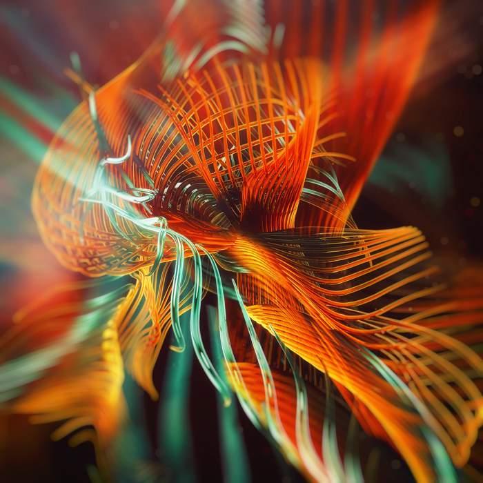 Tides é o nome de um projeto tipográfico do designer americano Ari Weinkle. Lá você pode ver como as marés podem distorcer a tipografia debaixo da água de um jeito tridimensional e bem mais interessante do que eu conseguiria descrever aqui com minhas palavras.