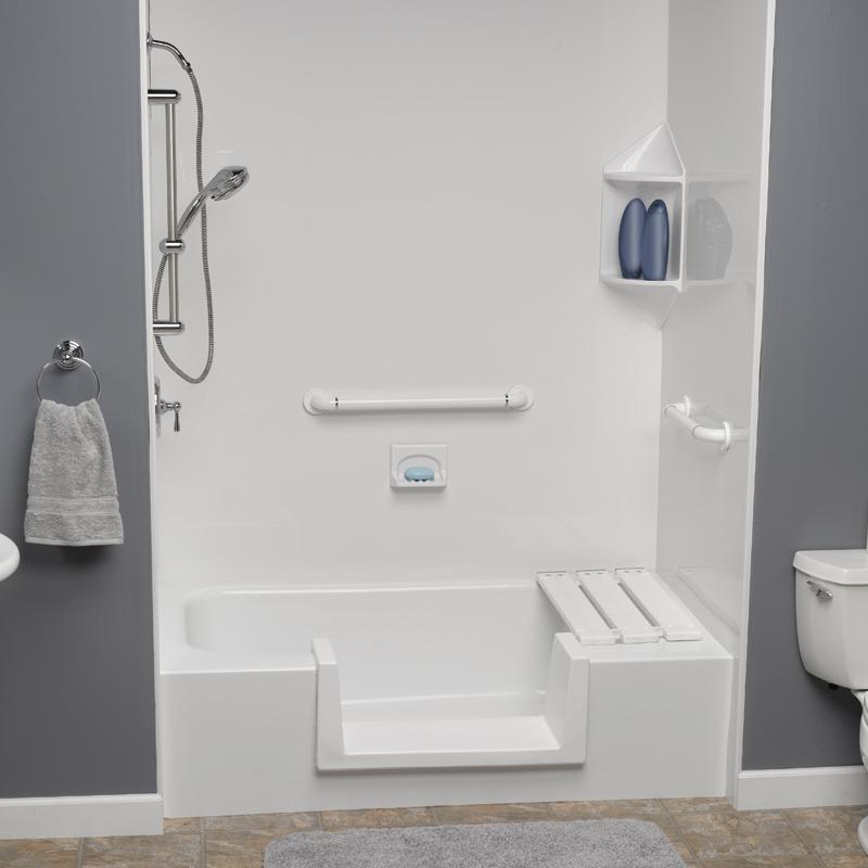 Acrylic Bath Amp Wall Liners Pristine Countertops