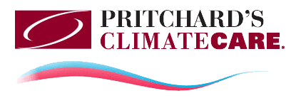 Pritchard's Climate Care Logo