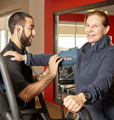 Is it safe to exercise while taking blood pressure medication?