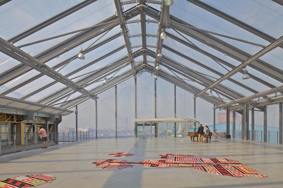 北加莱海峡大区当代艺术基金会中心