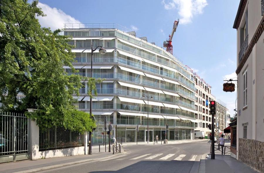 乌尔克-饶勒斯129套公寓,学生和社会住宅
