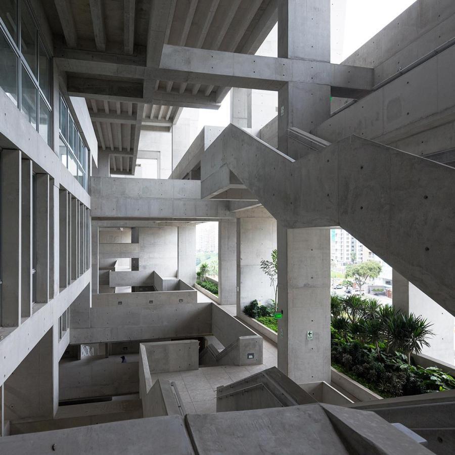 利马工程技术大学校园