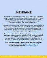 MENSAHE