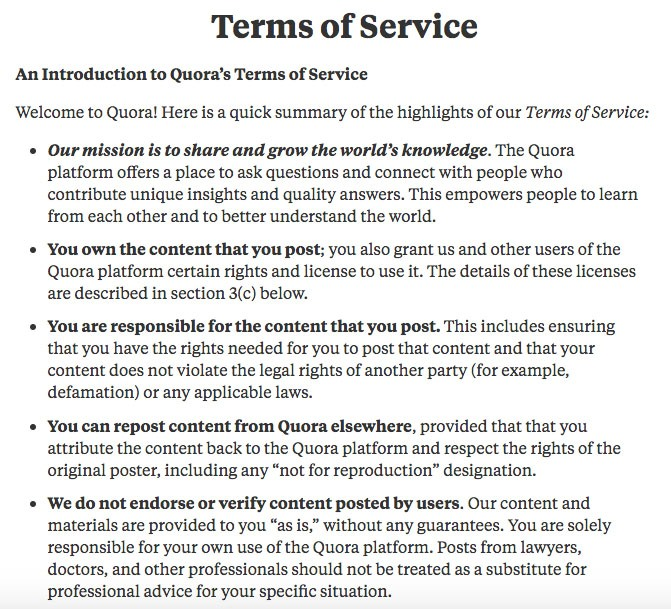 sample terms and conditions template privacy policy Terms Of Service id=44153