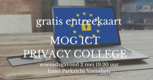 MOG ICT Privacy College in hotel Parkzicht Veendam @ Hotel Parkzicht | Veendam | Groningen | Netherlands