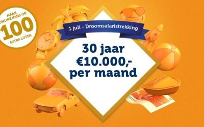 1,5 miljoen klanten Nederlandse Loterij moeten hun wachtwoord wijzigen