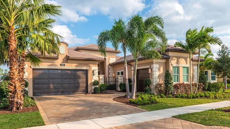 Naples Florida Luxury Home Carlyle Model Valencia