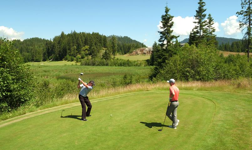 The Idaho Club Mountain Lake Amp Golf Community In