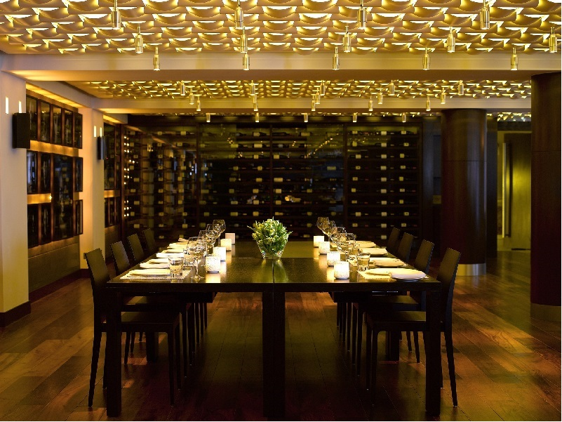 Luxury Private Dining Rooms At Andaz London Liverpool Street London EC2M 7QN