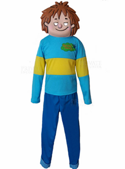 Childs Horrid Henry Fancy Dress Costume World Book Day Age 5-6 years