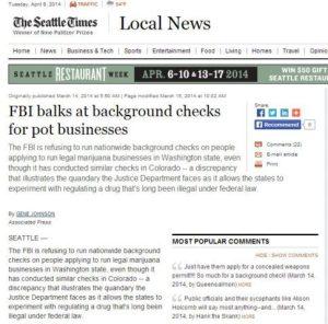 FBI Background