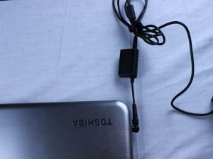 Charger Connected to computer