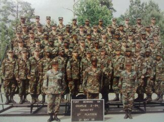 Army before I became a private investigator