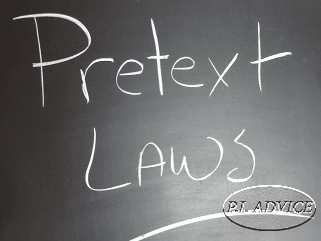 Pretexting Laws and Court Case Examples for Private Investigators #168