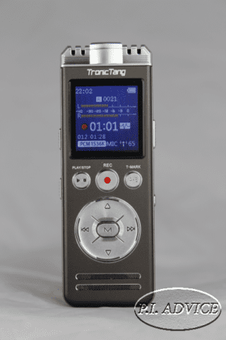 TronicTang 8GB Sound Recorder