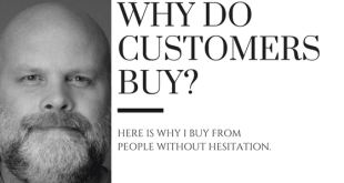 Why Do Customers Buy