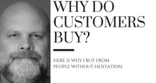 Why Do Customers Buy