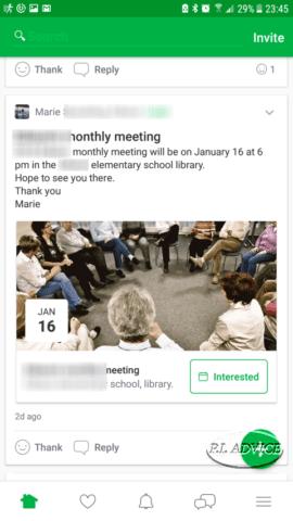 Meetings Nextapp