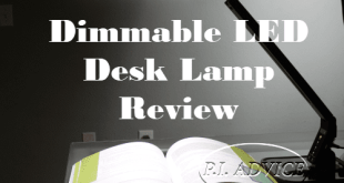 Dimmable LED Lamp Review