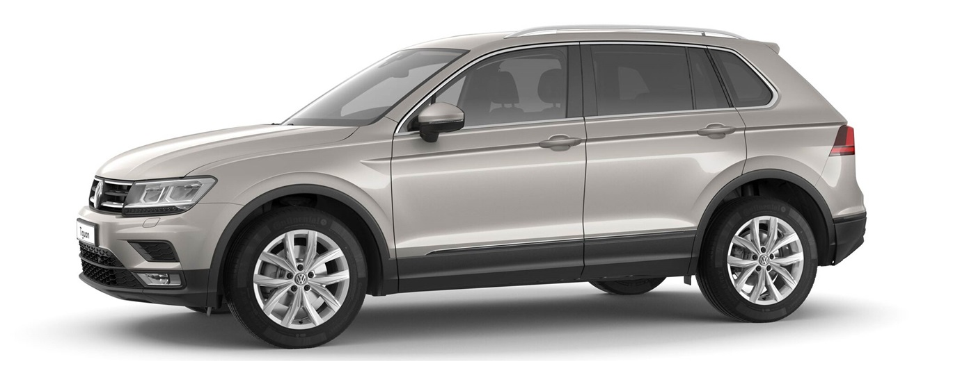 volkswagen tiguan private lease