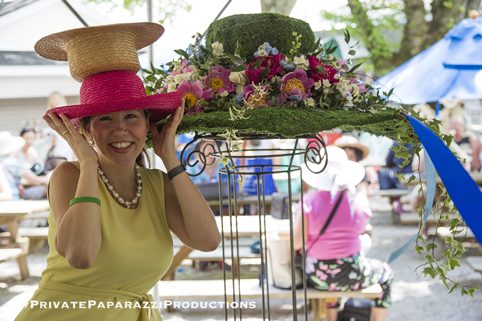 Ladies, Hats, and Horses—A Divine Day in Devon