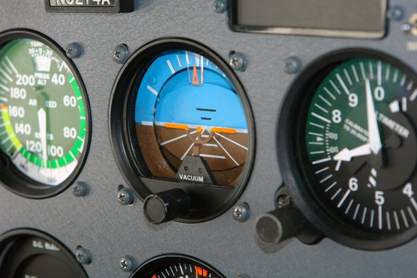 The Instrument Rating