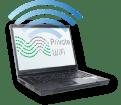 VPN Protected Laptop