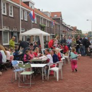 straatfeest organiseren