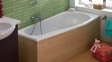 prix des baignoires en acrylique