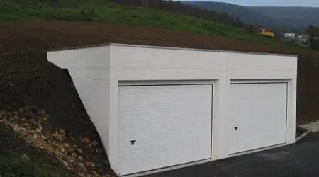 prix d une construction de garage