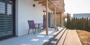 prix d une terrasse beton cout moyen