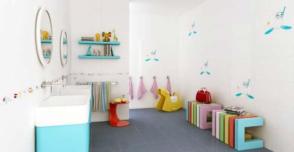 Salle De Bain Enfant Idees Ludiques Originales Et Pratiques