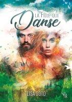 Couverture du roman : La fille qui danse