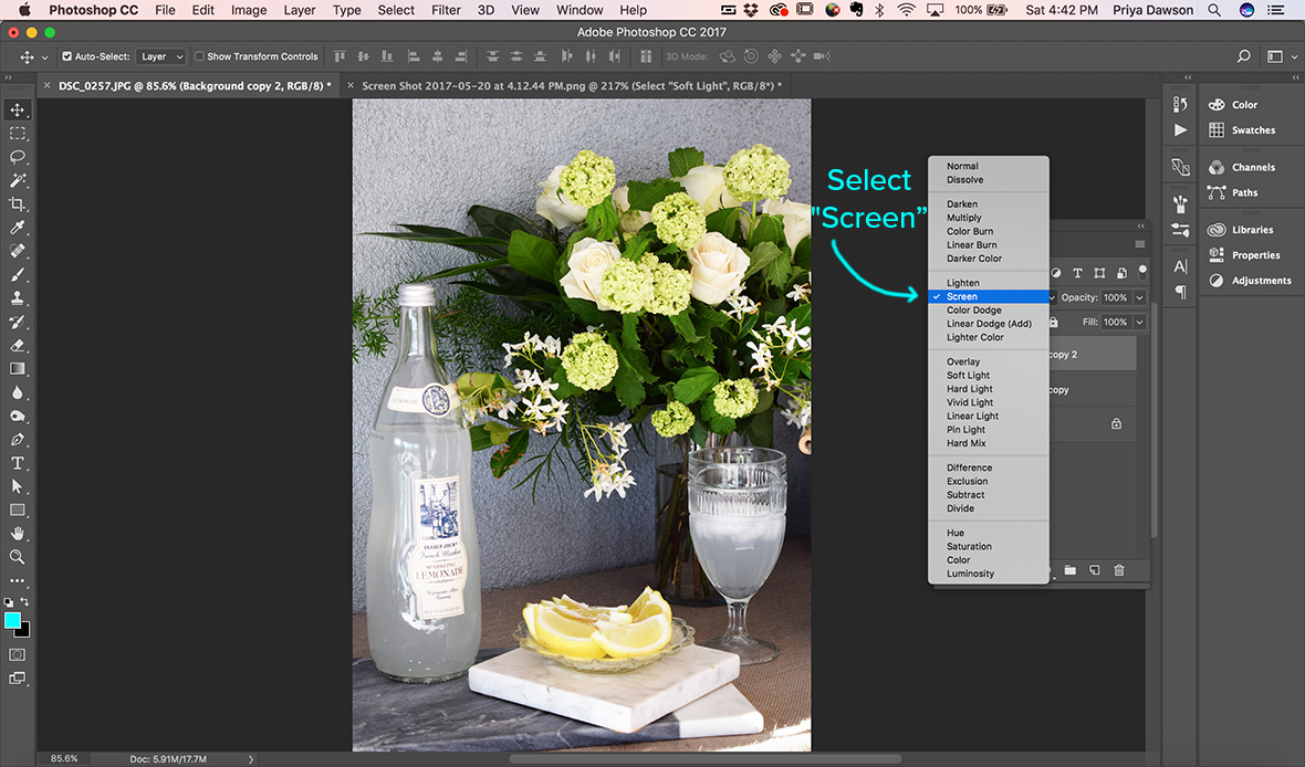 Easy Photo Editing with Adobe Photoshop