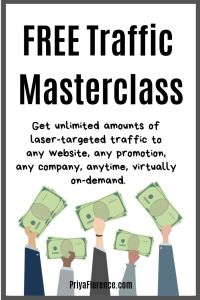 FREE Traffic Masterclass