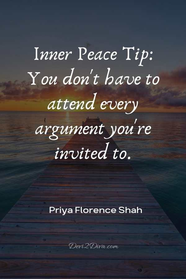 Short Inner Peace Quotes
