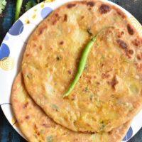 aloo paratha recipe | how to make aloo ka paratha | alu paratha