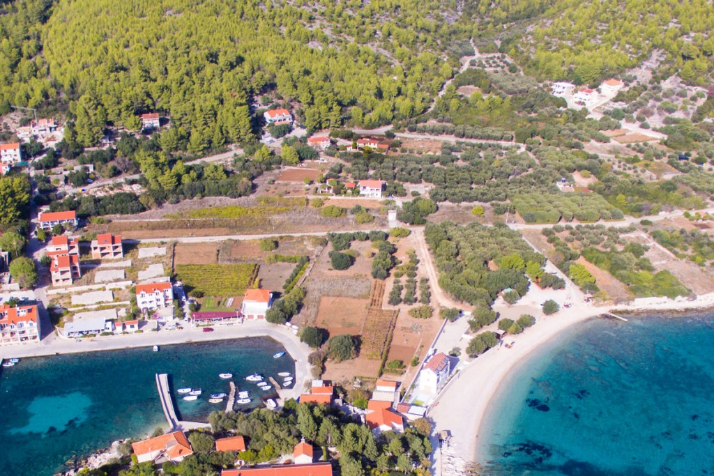 prizba beach korcula house for rent