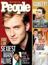 Jude Law Sexiest Man alive 2004