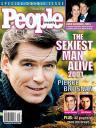 Pierce Brosnan Sexiest Man Alive 2001