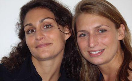 Laetitia et Emilie Terroirchic